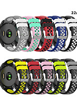 cheap -Watch Band for xiaomi watch color Xiaomi Sport Band / Classic Buckle Silicone Wrist Strap