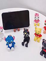 cheap -Cute Cartoon Mobile Phone Universal Bracket Animal Bear Doll Stand Phone Holder Phone Accessories Holder