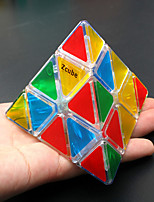 cheap -Magic Cube IQ Cube Zcube Pyramid 3*3*3 Smooth Speed Cube Magic Cube Puzzle Cube Rotatable Easy to Carry Adults Kids Toy All Gift