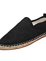 cheap -men's comfort shoes mesh fall & winter sneakers black / yellow / light grey