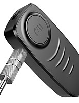 cheap -J19 Bluetooth 5.0 Receiver 3.5MM Jack AUX MP3 Music Car Kit Mic Handsfree Call Wireless Adapter Speaker Headphone Audio Transmit