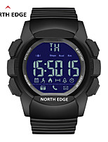 cheap -NORTH EDGE AK B Men's Smartwatch Android iOS Bluetooth Waterproof Calories Burned Long Standby Night Vision Information Stopwatch Pedometer Call Reminder Alarm Clock Community Share