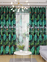 cheap -Gyrohome 1PC Rianforest H Shading High Blackout Curtain Drape Window Home Balcony Dec Children Door *Customizable* Living Room Bedroom Dining Room