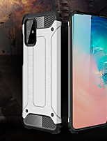 cheap -Case For Samsung Galaxy S20 / S20 Plus / S20 Ultra Shockproof Rugged Hybrid Armor Phone Case for Samsung Galaxy A91 / A81 / A71/A51/A50S/A40S/A30S/A20S/A10S/A90/A80/A70/A60/A50