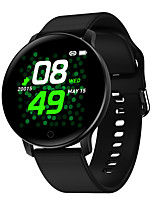 cheap -X9 Unisex Smartwatch Android iOS Bluetooth Waterproof Heart Rate Monitor Blood Pressure Measurement Distance Tracking Information Pedometer Call Reminder Activity Tracker Sleep Tracker Sedentary
