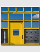 Недорогие -печать в рамке печать на холсте в рамке - животные ps фото wall art