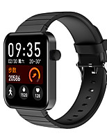 cheap -F16 Smart Watch 1.54 inch Big Screen Heart Rate Blood Pressure Oxygen Relogio Masculino Waterproof Women Fitness bracelet
