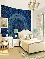 cheap -Custom Tapestry painting bohemian style suitable for bedroom living room Party activities TV background wall decoration Custom Stickers
