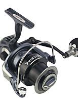 cheap -Fishing Reel Spinning Reel 4.1:1 Gear Ratio+14 Ball Bearings Hand Orientation Exchangable Freshwater Fishing / Carp Fishing