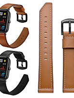 cheap -Watch Band for Amazfit GTS Xiaomi Classic Buckle Genuine Leather Wrist Strap