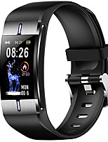 cheap -BM08 Unisex Smart Wristbands Android iOS Bluetooth Waterproof Heart Rate Monitor Blood Pressure Measurement Distance Tracking Information Pedometer Call Reminder Activity Tracker Sleep Tracker
