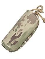 cheap -2 L Storage Bag Rain Waterproof Anti-Slip Wearable Outdoor Hiking Climbing Jogging Oxford Cloth Camouflage Brown Black
