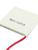 cheap -40*40mm TEC1-12715 Heatsink Thermoelectric Cooler Cooling Peltier Plate Module