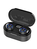 cheap -LITBest TW80 TWS True Wireless Earbuds Wireless Bluetooth 5.0 Stereo HIFI with Charging Box Auto Pairing Mobile Power for Smartphones for Premium Audio