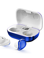 cheap -LITBest SE-9 TWS True Wireless Earbuds Wireless Bluetooth 5.0 Stereo Dual Drivers with Charging Box Auto Pairing Smart Touch Control for Travel Entertainment