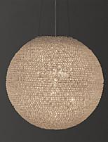 cheap -Austen Ding 4-Light 43 cm Globe Design Chandelier Metal Mini Painted Finishes Vintage / Modern Generic