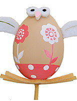 cheap -Happy Easter bunny egg Holiday Decorations set