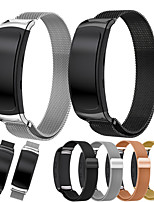 cheap -Watch Band for Gear Fit 2 Samsung Galaxy Sport Band / Milanese Loop / Modern Buckle Stainless Steel Wrist Strap