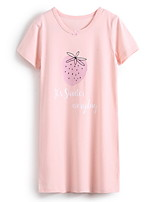 cheap -Kids Girls' Fruit Dress Purple