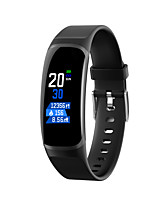 cheap -CARKIRA MK04 Men Smart Bracelet Smartwatch Android iOS Bluetooth Waterproof Heart Rate Monitor Blood Pressure Measurement Sports Calories Burned Pedometer Call Reminder Activity Tracker Sleep Tracker