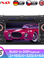 cheap -ZWNAV 7inch 2din 4GB 64GB Android 9.0 Car GPS Navigation Car DVD Player Car multimedia player stereo HD radio tape recorder For Mazda 3 2003-2009