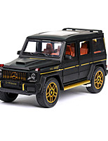 cheap -1:24 Toy Car Music Vehicles Car Race Car SUV Climbing Car Special Designed Focus Toy Exquisite Zinc Alloy Rubber ABS+PC All Boys and Girls / Kid's