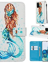 cheap -Case For Samsung Galaxy Samsung Galaxy A90(2019) / Samsung Galaxy A80 / Samsung Galaxy A50s Wallet / Card Holder / with Stand Full Body Cases Sexy Lady PU Leather