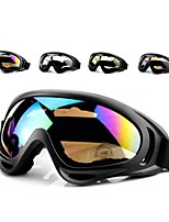 cheap -Hot Skiing Eyewear Snow Sports Snowboard Anti-fog Windproof Dustproof Glasses Skate Ski Sunglasses Eyewear Winter Skiing Goggle