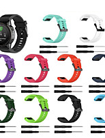 cheap -Watch Band for Fenix 5s / Fenix 5S Plus / Fenix6s Garmin Sport Band Silicone Wrist Strap