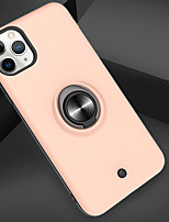cheap -Case For Apple iPhone 11 / iPhone 11 Pro / iPhone 11 Pro Max Shockproof / Ring Holder / Translucent Back Cover Armor PC