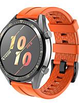 cheap -Watch Band for Huawei Watch GT2 46mm Huawei Sport Band Silicone Wrist Strap