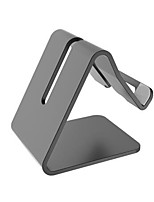 cheap -Aluminum Metal Phone Tablet Holder Desktop Universal Non-slip Mobile Bracket Stand Holder for iPhone7 8iPad For SamsungS9