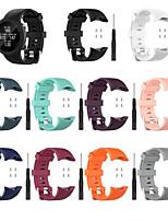 cheap -Watch Band for Garmin Swim 2 Garmin Sport Band Silicone Wrist Strap