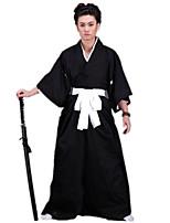 cheap -Inspired by BLEACH Ichigo Kurosaki Anime Cosplay Costumes Japanese Cosplay Suits Pants For Men's Women's