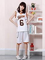 cheap -Inspired by Kuroko no Basket Midorima Shintaro Anime Cosplay Costumes Japanese Outfits Shorts T-shirt For Men's Women's