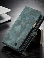 cheap -CaseMe Multifunctional Luxury Business Leather Magnetic Flip Case For iPhone Xs Max / X / Xs / Xr With Wallet Card Slot Stand 2-in-1 Detachable Case Cover