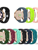 cheap -Watch Band for TicWatch C2 TicWatch Sport Band Silicone Wrist Strap