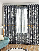 cheap -Gyrohome 1PC Banana Leafs Shading High Blackout Curtain Drape Window Home Balcony Dec Children Door *Customizable* Living Room Bedroom Dining Room