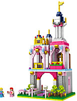 cheap -Building Blocks 1500+ Architecture compatible Legoing Simulation All Toy Gift / Kid's