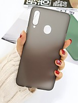 cheap -Case For Samsung Galaxy J4 Plus/Galaxy J6 Plus/Galaxy A10 Ultra-thin / Transparent Back Cover Solid Colored TPU For Galaxy A10S/A20/A20S/A30/A30S/A40/A50/A50S/A70/A70S/M10/A2 Core