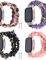 cheap -Watch Band for Fitbit Versa fitbit versa 2 Jewelry Design Resin Wrist Strap