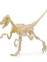 cheap -Dinosaur Fossil Model Toy Dragons New Design Exquisite Hand-made ABS Resin 1 pcs Adults Children's All Toy Gift