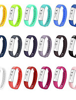 cheap -Watch Band for Fitbit Alta Fitbit Sport Band TPE Wrist Strap
