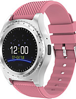 cheap -L9 Unisex Smartwatch iOS Bluetooth Heart Rate Monitor Blood Pressure Measurement Sports Long Standby Exercise Record Timer Stopwatch Pedometer Call Reminder Sleep Tracker