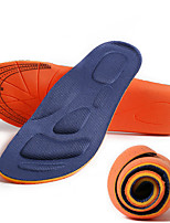 cheap -Memory Foam Shoe Inserts Running Insoles Sneaker Insoles Men's Women's Sports Insoles Foot Supports Shock Absorption Arch Support Breathable for Running Jogging Spring, Fall, Winter, Summer Dark Blue