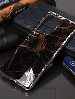 cheap -Case For Samsung Galaxy S9 / S9 Plus / S8 Plus Plating / Pattern Back Cover Geometric Pattern / Marble TPU