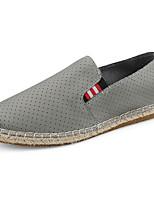 cheap -men's comfort shoes mesh fall & winter sneakers almond / gray