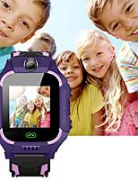 Недорогие -A20 Дети Детские часы Смарт Часы iOS Bluetooth Пульсомер Спорт Длительное время ожидания Регистрация деятельности Фотоаппарат