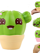 cheap -1 Squeeze Toy / Sensory Toy Slow Rising Stress Reliever Cactus Stress and Anxiety Relief Relieves ADD, ADHD, Anxiety, Autism Decompression Toys Resin 3 pcs Child's Adults' All Toy Gift