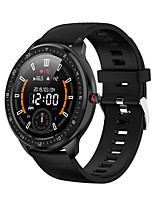cheap -LEMFO Z06 Unisex Smartwatch Smart Wristbands Android iOS Bluetooth Heart Rate Monitor Blood Pressure Measurement Long Standby Hands-Free Calls Message Control Pedometer Call Reminder Activity Tracker